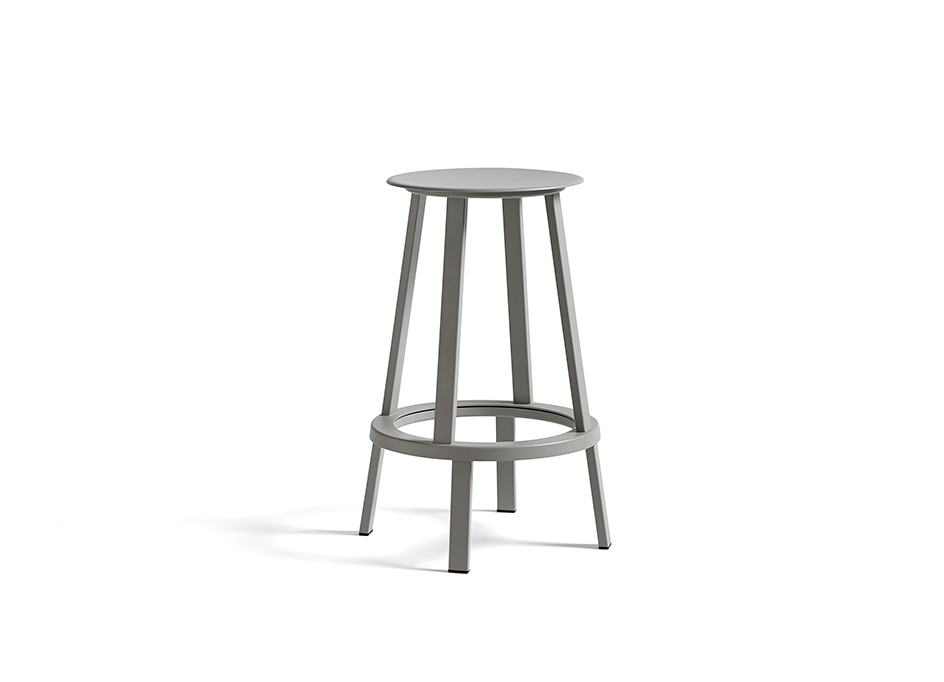 REVOLVER BAR STOOL LOW