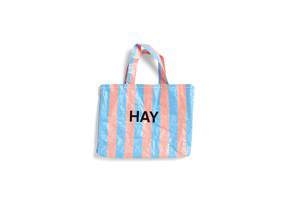CANDY STRIPE SHOPPER M
