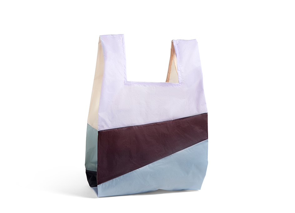 SIX-COLOUR BAG L