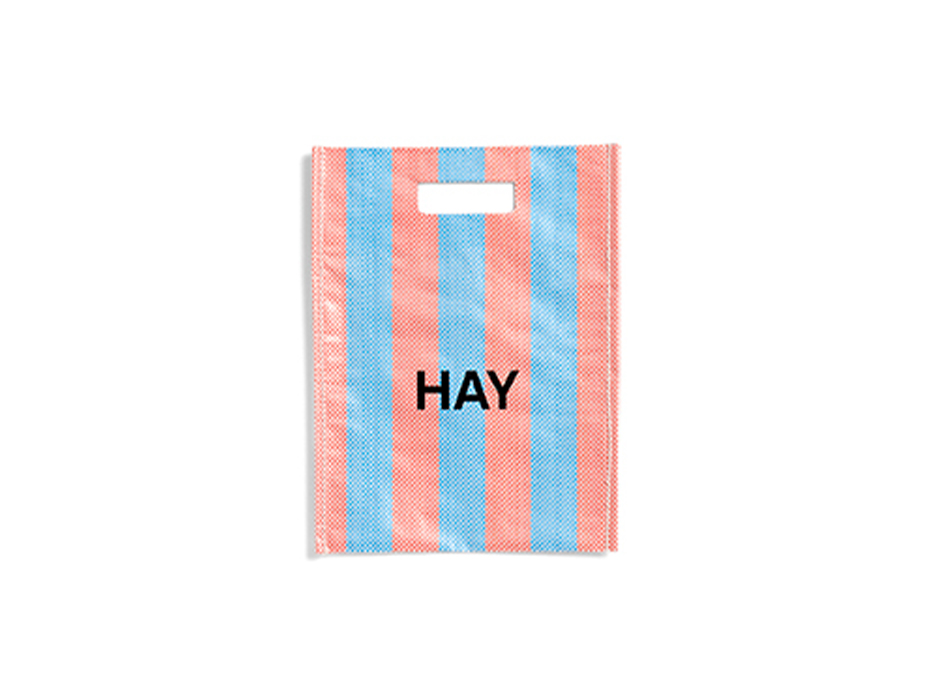 CANDY STRIPE SHOPPER S