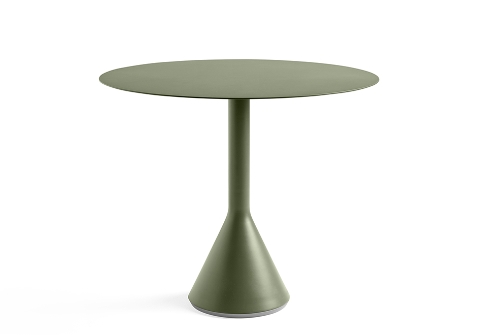 PALISSADE CONE TABLE / Φ90 x H74